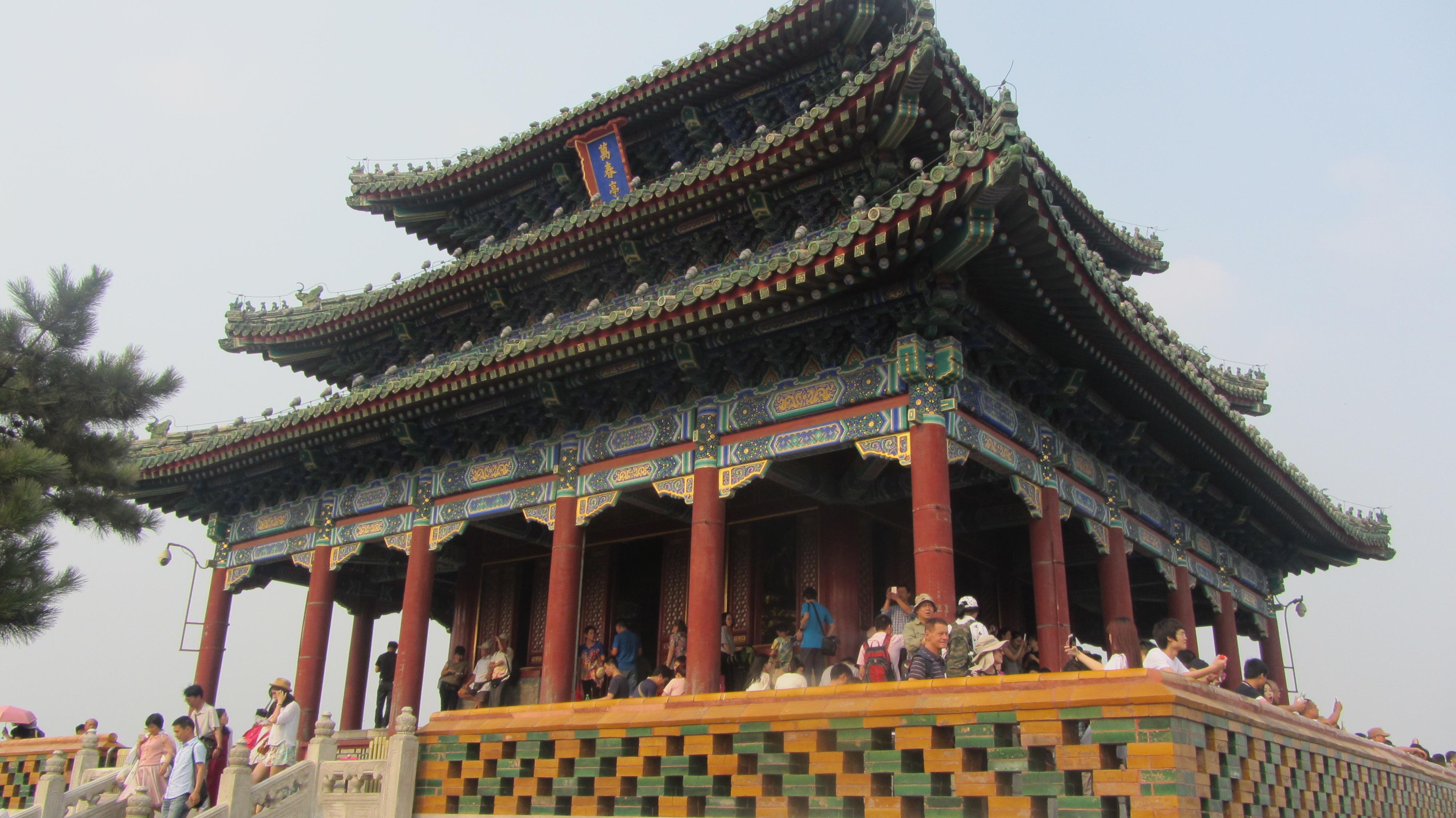 La Chine à Pékin