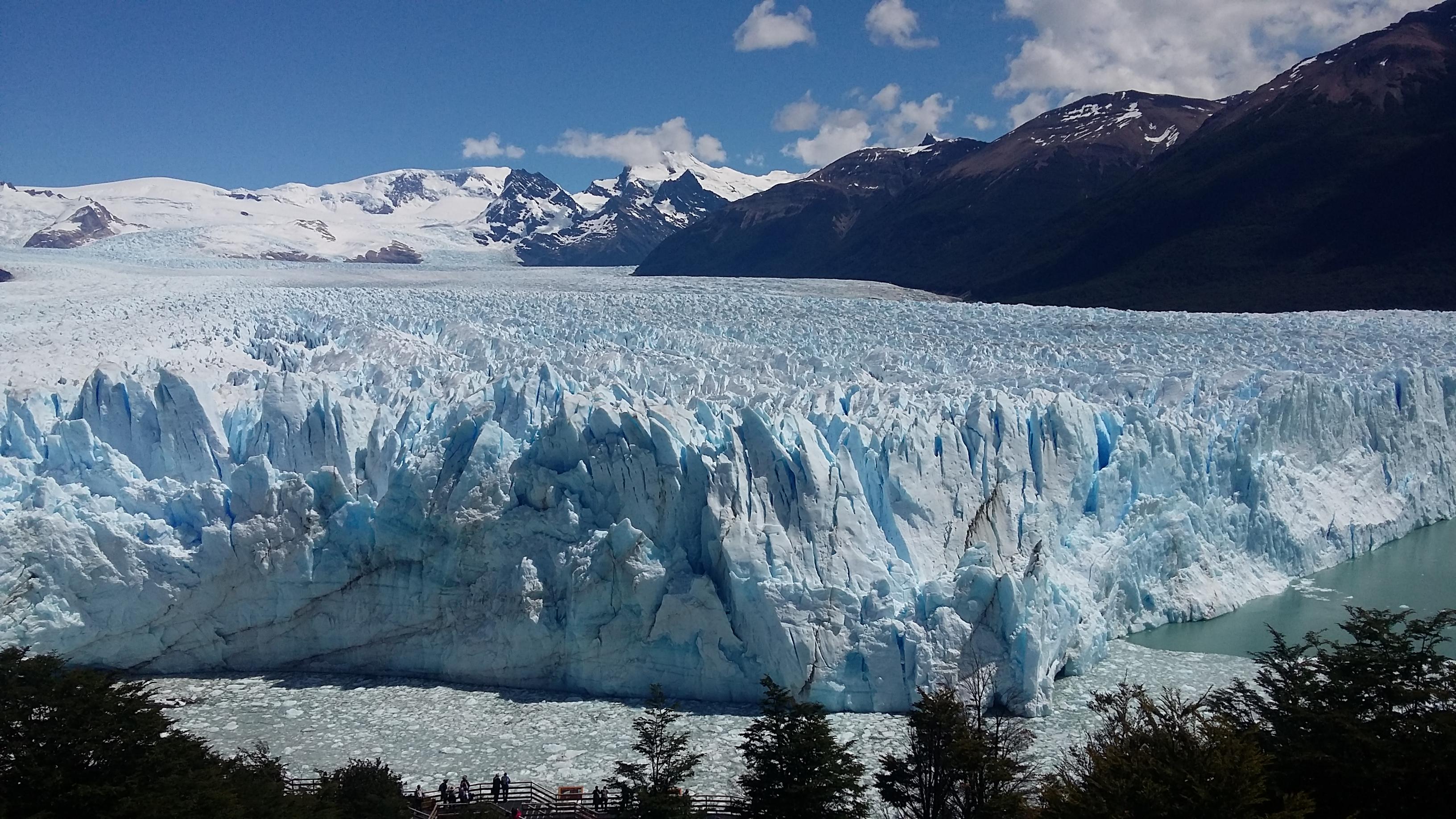 L'Argentine et le Perito Moreno
